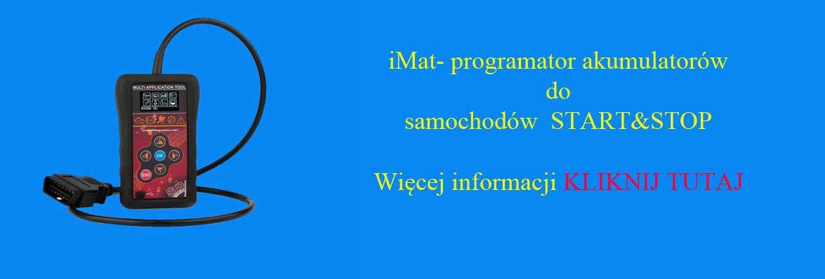 Walidacja, kodowanie akumulatora Lublin