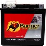 BANNER BIKE BULL YTX7L-BS