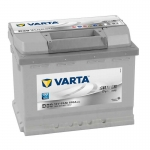 VARTA Silver Dynamic 12V 63Ah 610A D39