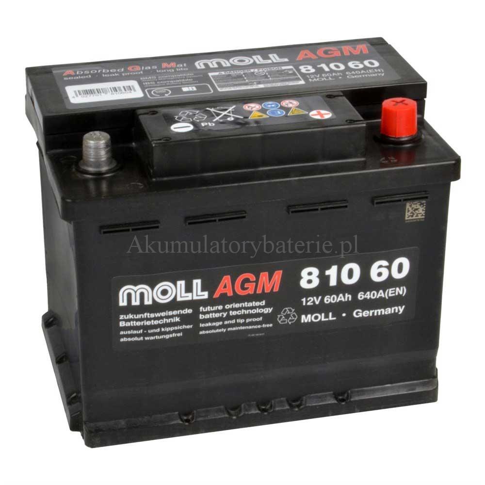 Moll 60Ah