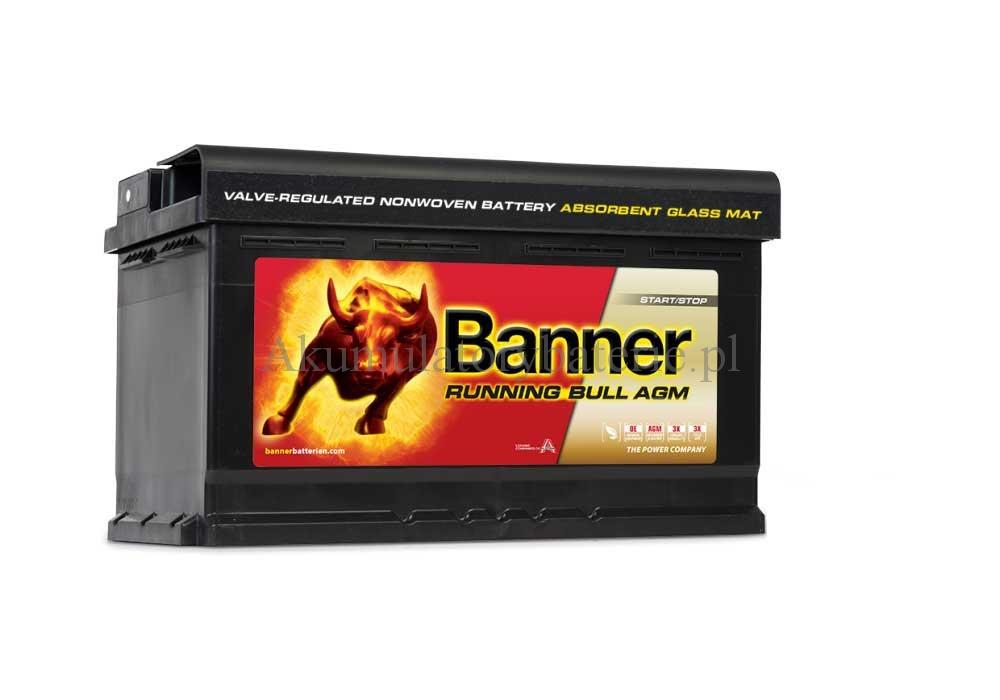 Running Bull AGM 58001