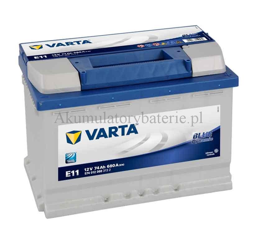 Varta E11